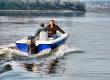 Wyatboat 430 (стеклопластиковый тримаран)