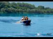 Стеклопластиковая лодка Пингвин (тримаран)